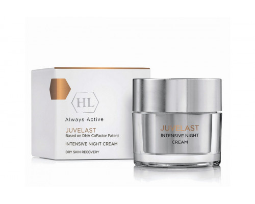 HOLY LAND Juvelast Intensive Night Cream 50ml