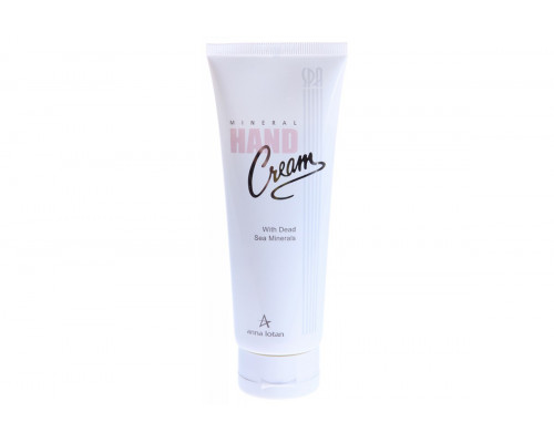 ANNA LOTAN Mineral Hand Cream 100ml