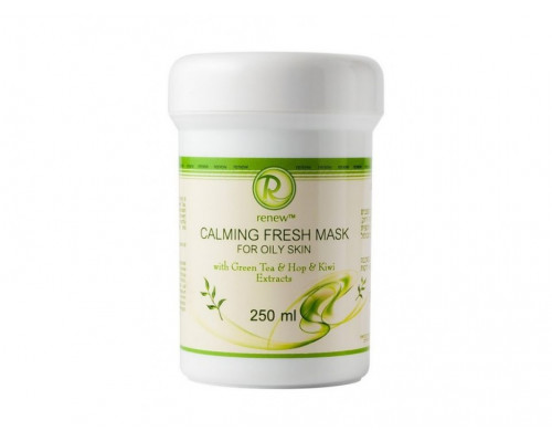 RENEW Calming Fresh Mask For Oily Skin 250ml