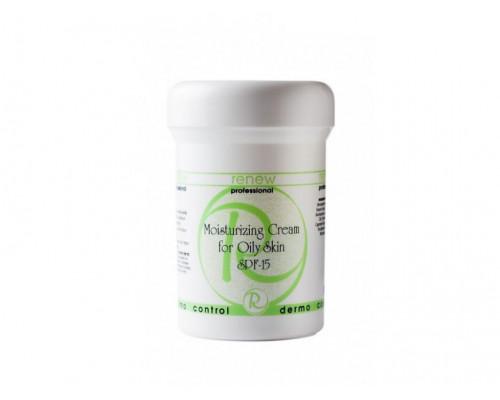 RENEW Dermo Control Moistuirizing Cream For Oily & Problem Skin SPF-15 250ml