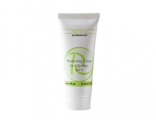RENEW Dermo Control Moistuirizing Cream For Oily & Problem Skin SPF 15 70ml