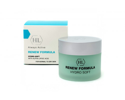 HOLY LAND Renew Formula Hydro-Soft Moisturizer 50ml
