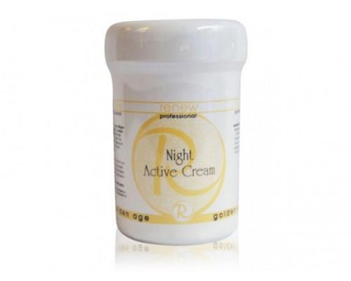 RENEW Golden Age Night Active Cream 250ml