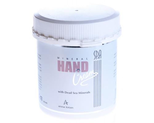 ANNA LOTAN Mineral Hand Cream 625ml