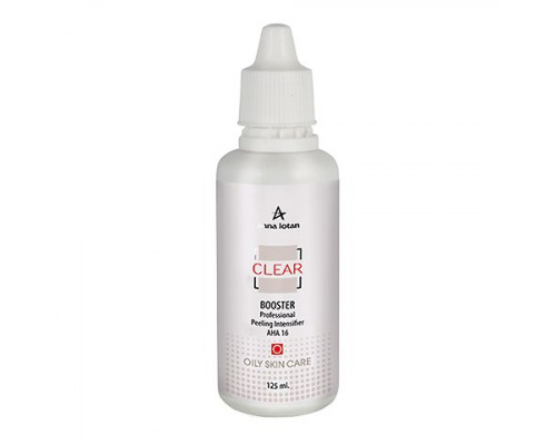 ANNA LOTAN Clear Booster Exfoliation Intensifier AHA 16 125ml