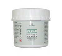 ANNA LOTAN Clear Crystal Peeling Ananas 250ml