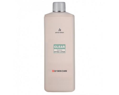 ANNA LOTAN Clear Herbal Drying Lotion 500ml