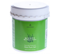 ANNA LOTAN Greens Aloe Pure Natural Gel 600ml