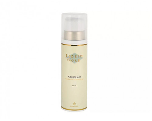 ANNA LOTAN Liquid Gold Cream Gel 250ml