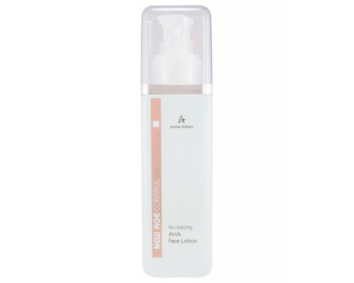 ANNA LOTAN New Age Control Rivitalizing AHA Face Lotion 200ml