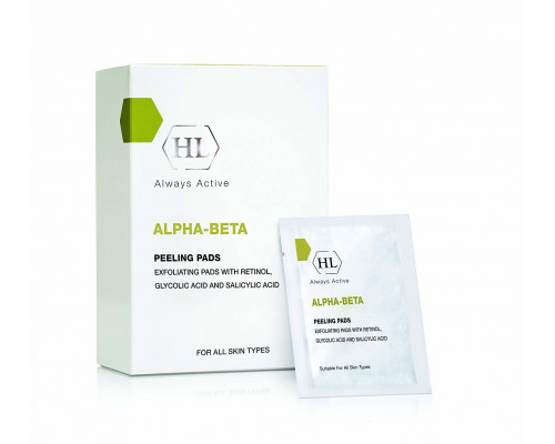HOLY LAND Alpha-Beta Peeling Pads