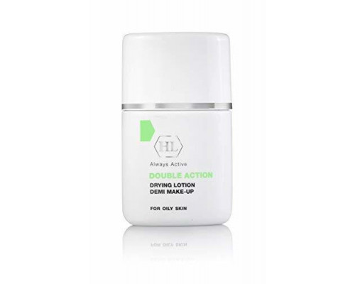 HOLY LAND Double Action Dry Lotion Demi Make-Up 30ml