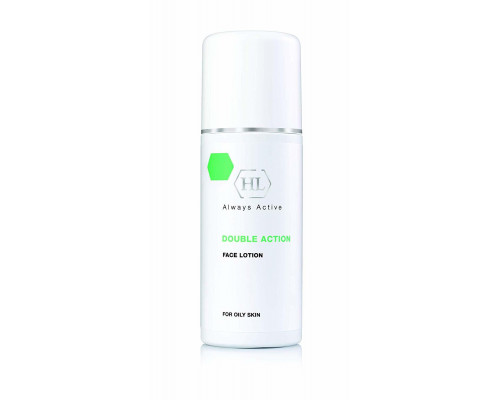 HOLY LAND Double Action Face Lotion 250ml