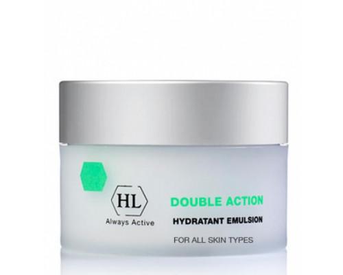 HOLY LAND Double Action Hydratant Emulsion 250ml