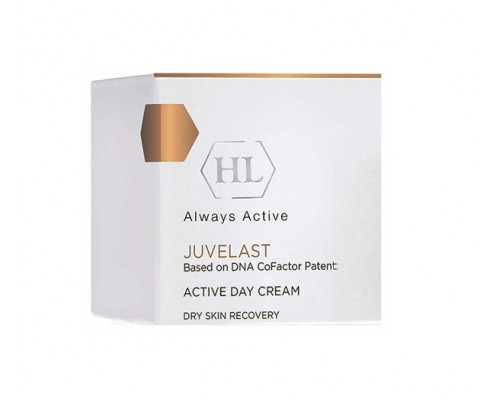 HOLY LAND Juvelast Active Day Cream 250ml