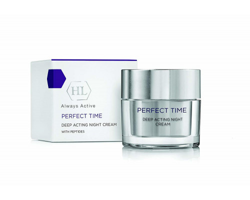 HOLY LAND Perfect Time Deep Acting Night Cream 250ml