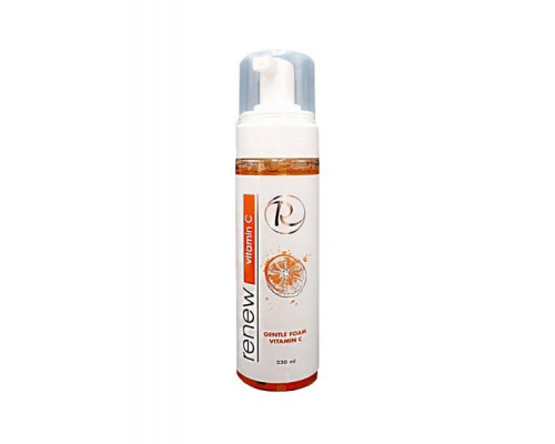 RENEW Vitamin C Cleansing Foam 220ml